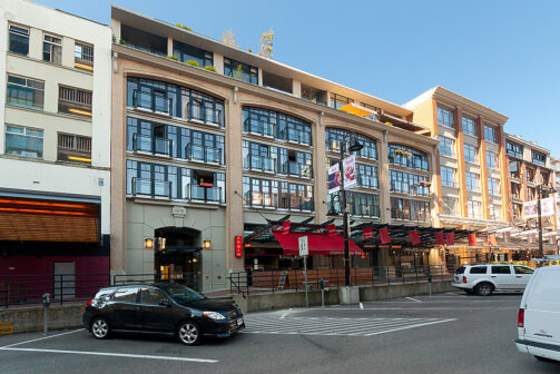 307 1275 Hamilton Street, Vancouver, BC