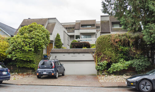 2018 Chesterfield Avenue, North Vancouver, BC